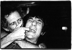Keef'n'Ronnie in Moscow   by bp fallon