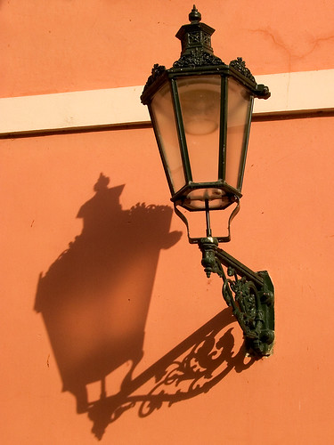 Casting A Distorted Shadow in Prague | by david.nikonvscanon