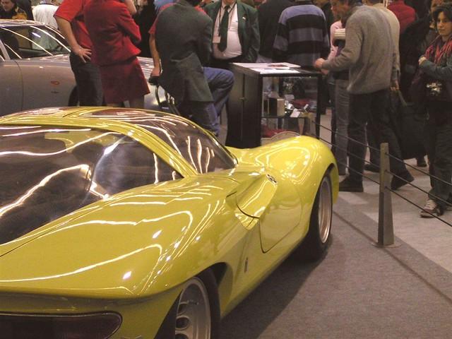 20050213 Rétromobile (161) Alfa 33-2 Pinifarina 1969
