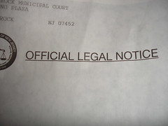 OFFICIAL LEGAL NOTICE   by amy_kearns