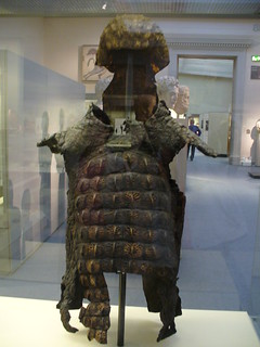 Roman crocodile armor! | by kkennedy