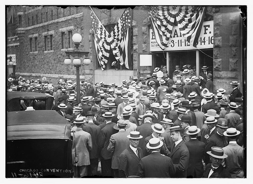 Chicago Convention  (LOC)