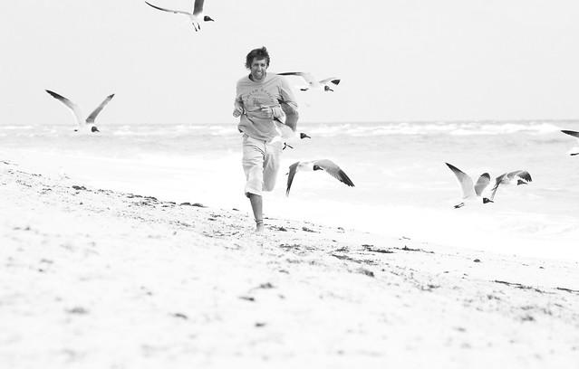 correr más lejos, volar más alto