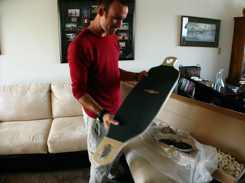 New Longboard Larry deck unveiled in Redondo Beach, California, USA | by Robert Thomson