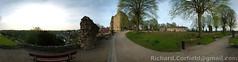 Knaresborough Castle Panorama