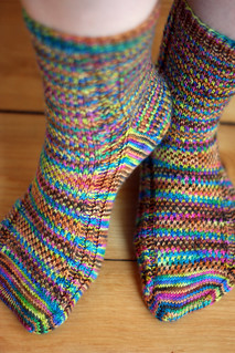 Aquaphobia Socks | by domesticatedhuman
