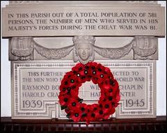 war memorial by Munro Cautley
