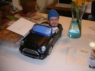 Lou Rosenfeld in a blue beanie