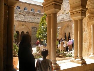 Church of the Nativity   by myahya