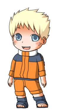 Cute Baby Anime Naruto Abigail Evans Flickr