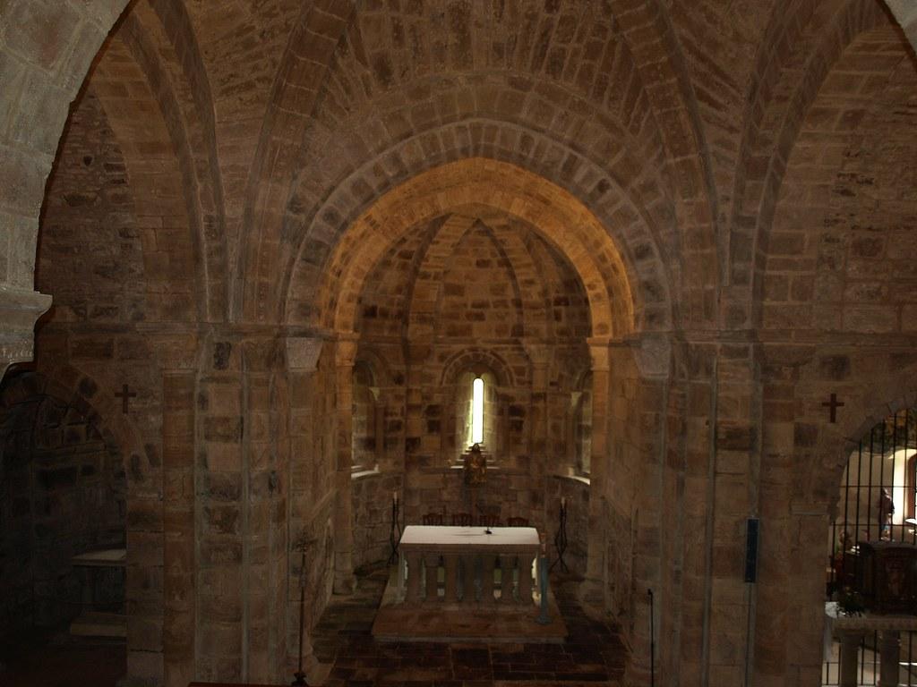 San Salvador De Cantamuda Palencia Iglesia De San Salva Flickr