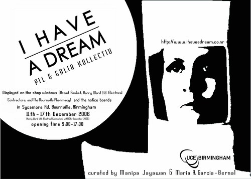 I HAVE A DREAM POSTER | by r3glaster