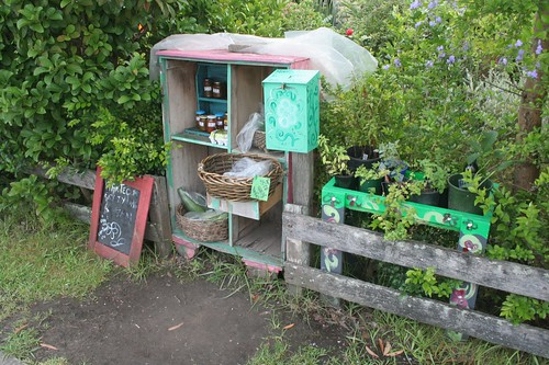 fruit stop with honesty box