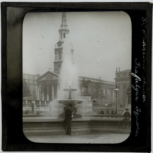 Trafalgar Square - C19th | by whatsthatpicture