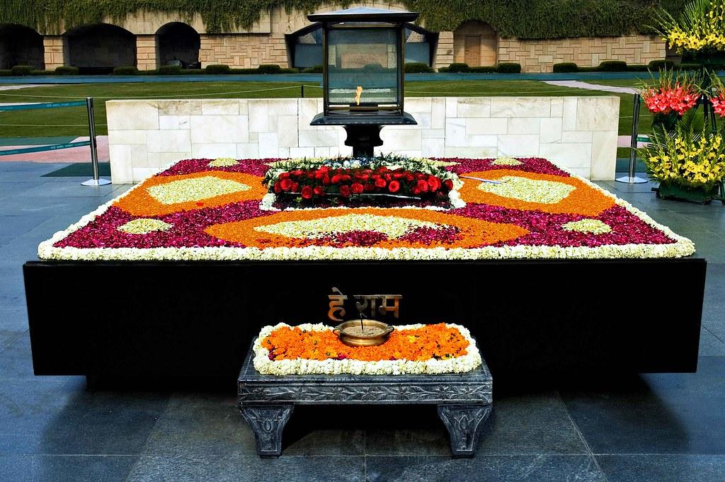 Raj Ghat tourist places in Delhi