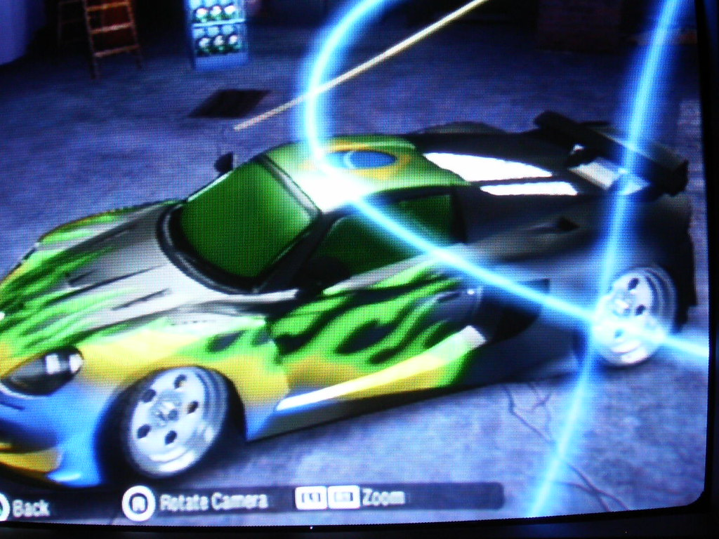 My Car In Need For Speed Carbon Ps2 Porshe Carrera Gt Tu Flickr