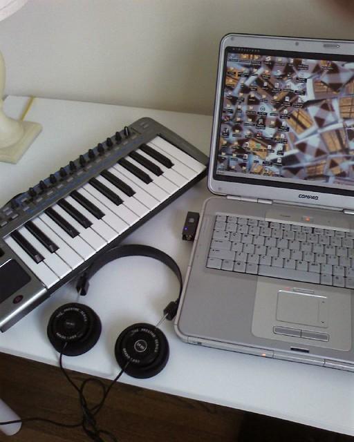 My Multi Million Dollar Recording Studio