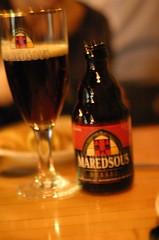 My special beer.