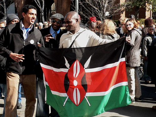 Flag of Kenya | by RichDietN