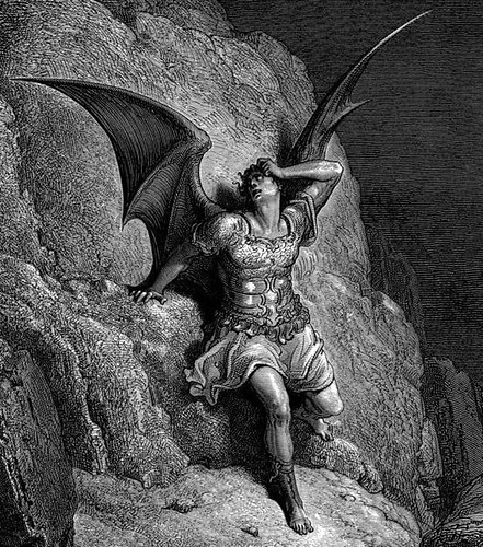 DORÉ, Gustave Lucifer 1866 | by carulmare