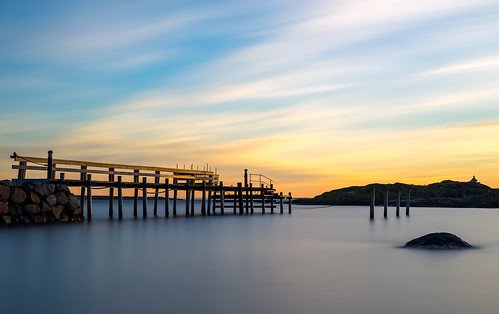rygge larkollen moss østfold sunset solnedgang jetty brygge longexposure hitechfirecrest10stop clouds beautiful vakkert natur bentvelling sonya7r fe2470mmf