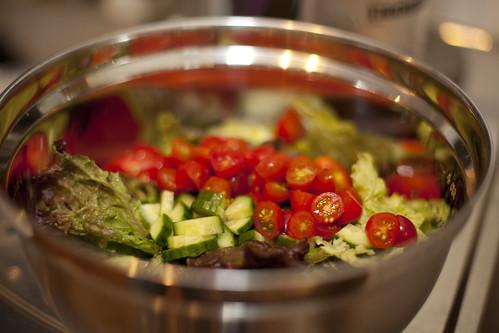 Passover Seder Salad | by Zlatko Unger
