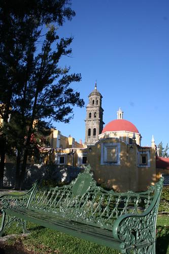 Banca para novios - Puebla