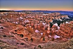 Bryce Sunset | by Creativity+ Timothy K Hamilton