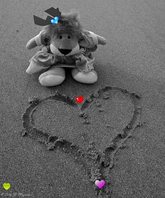 Kisses dear friends !!! Abrazos para mis amigos !!!