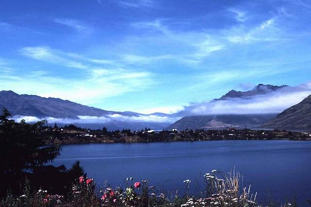 Queenstown and Lake Wakatipu - New Zealand