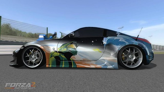 Nissan 350Z - Halo 3 Edition - CUSTOM | Not sure who made th… | Flickr