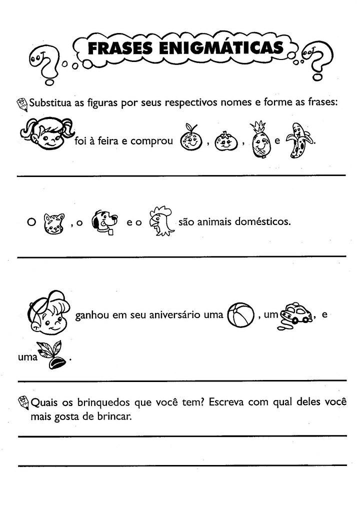 Frases Enigmáticas Professora Gra Flickr
