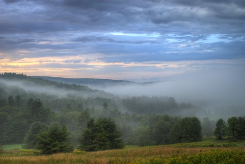 morning mist clouds landscape dawn vermont newengland hills valley soe hdr vt quechee naturesfinest blueribbonwinner hdrsky mywinners ultimateshot superbmasterpiece diamondclassphotographer theunforgettablepictures catchycolorsroygbiv