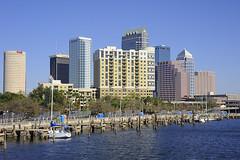 Downtown and Marina on Bayshore Boulevard, Tampa Florida | by ShootsNikon