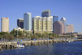 Downtown and Marina on Bayshore Boulevard, Tampa Florida | by ShootsNikon
