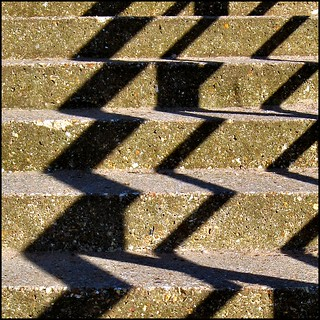 Steps and Shadows | by Lincolnian (Brian)