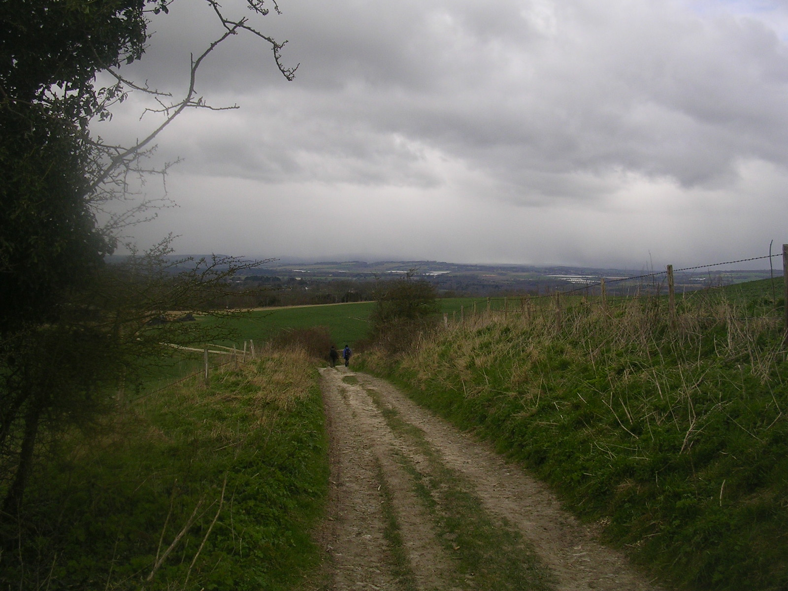 Down from the downs Amberley to Pulborough