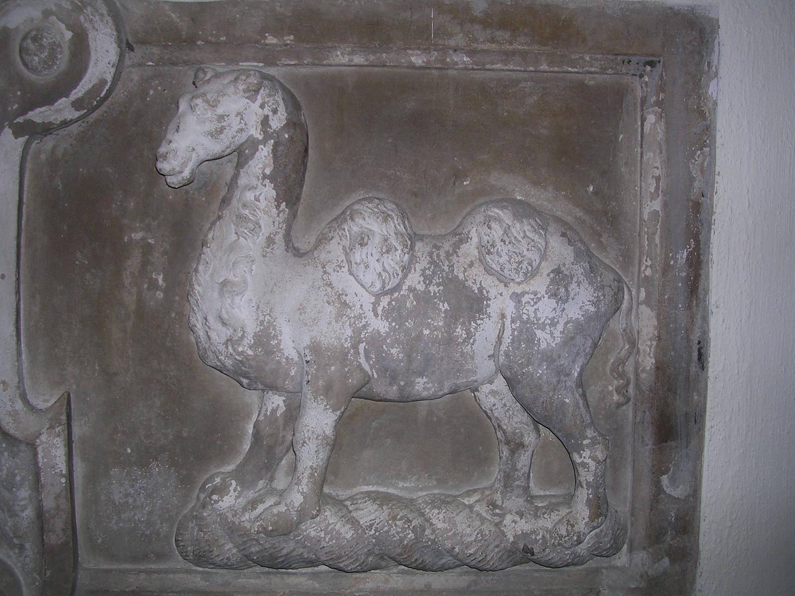 Camel East Bergholt Church Manningtree circular.
