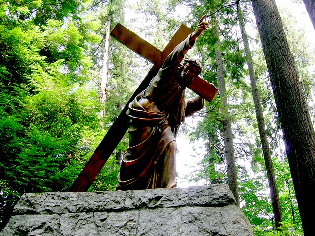 Life before the Cross