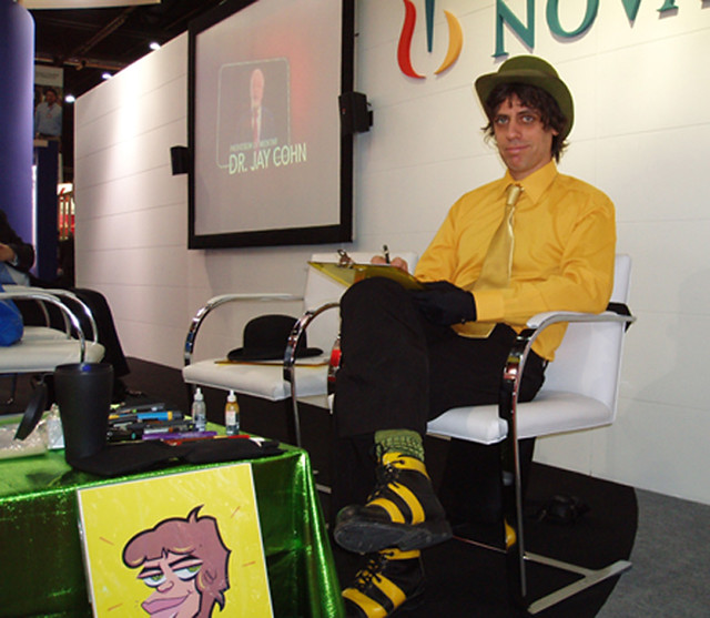 CARICATURAS EN CASAMIENTOS / http://guerratoon.blogspot.com