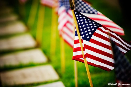 Memorial Day Commemoration 2008 | by davidyuweb
