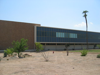 Scottsdale, AZ - General Dynamics building | by dbostrom