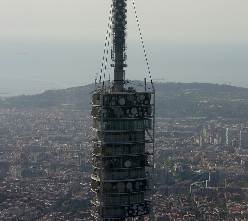 Collserola Tower & Barcelona