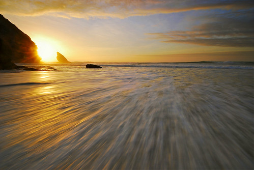 ocean longexposure sunset sea beach portugal wet water movement bravo searchthebest wave atlantic hightide adraga themoulinrouge naturesfinest eow superbmasterpiece