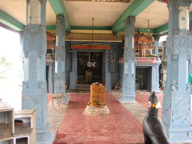 Muthu Kumara Swamy Shrine