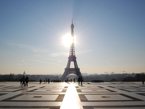 The Eiffel Tower | by alecea