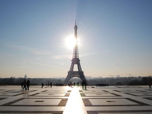 The Eiffel Tower | by alecea