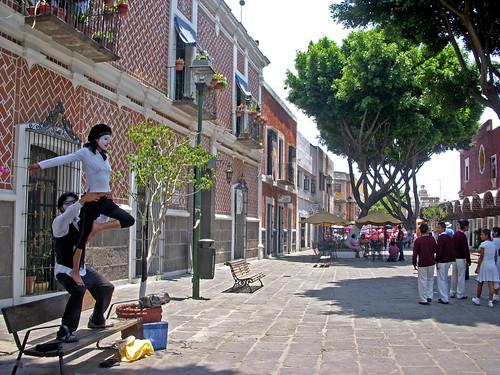 El barrio del artista .