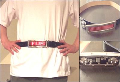 Fun belt