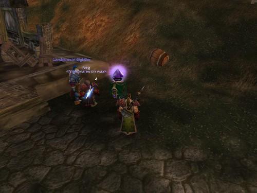Raid Quest in Andorhal: Ajaj